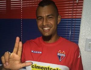 Ricardo Jesus, Fortaleza (Foto: Fortaleza/Divulgação)