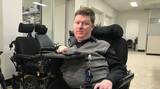 Melbourne man's painful year-long wait for wheelchair upgrade