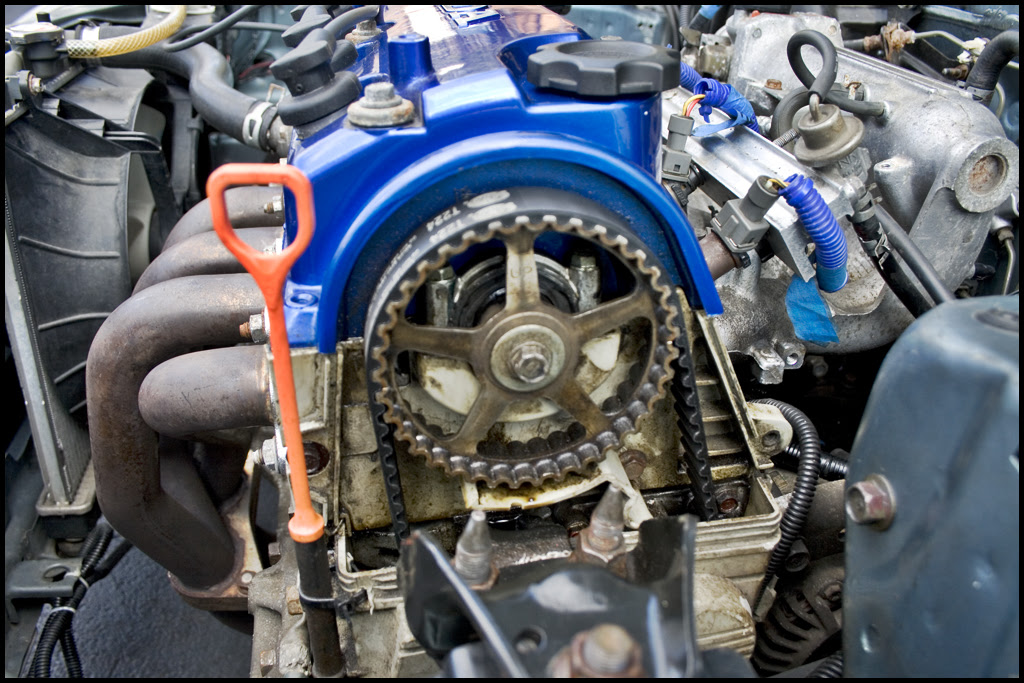 How To D Series Cam Seal Replacement Clubcivic Com Honda Civic Forum
