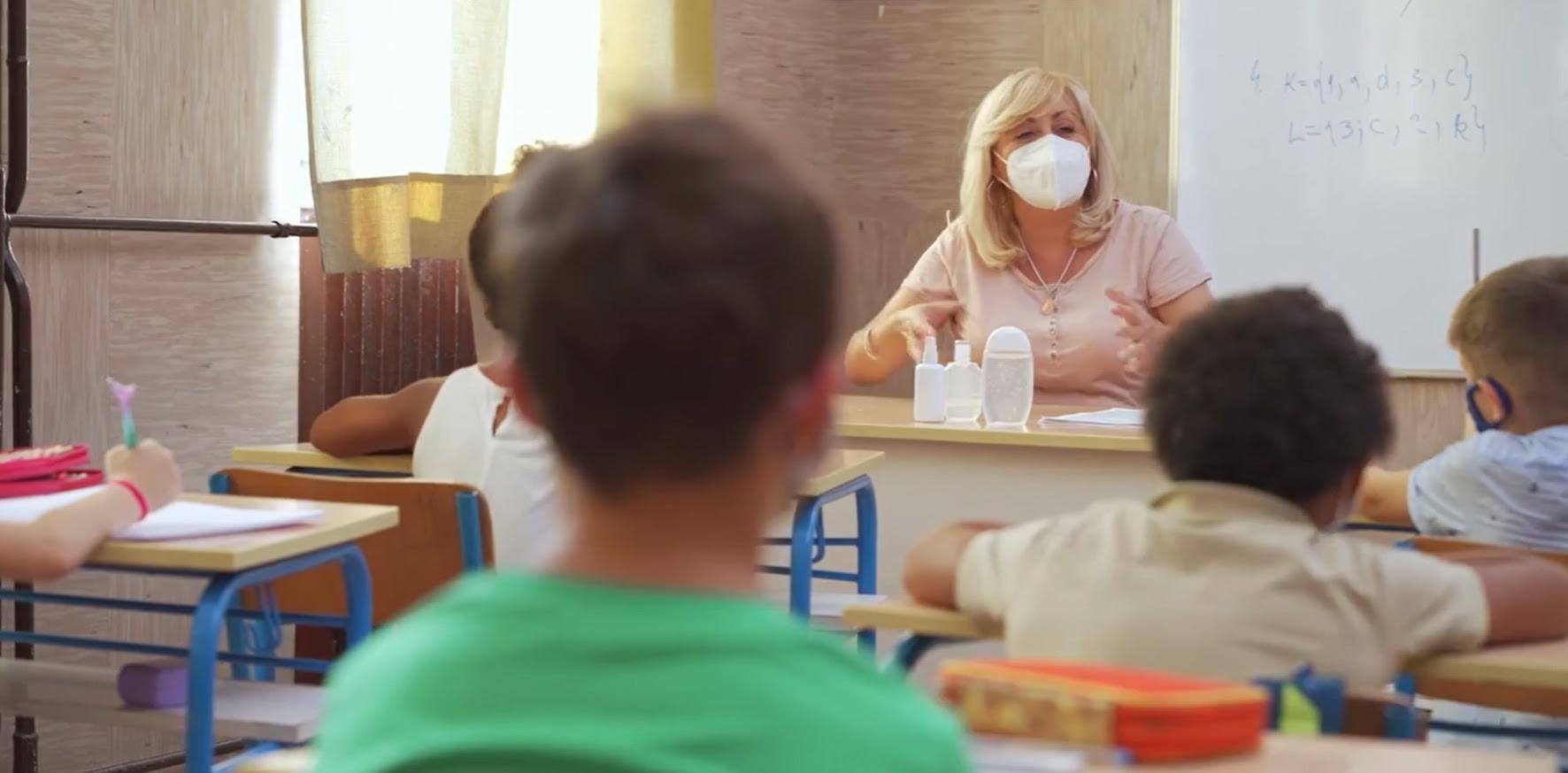 Vaccinate educators now