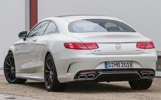 Mercedes S63 AMG Coupe Especificaciones y Equipamiento