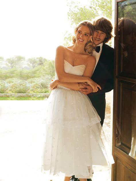 Strapless Tea Length Wedding Dress 03/2011 #101A ? Sewing