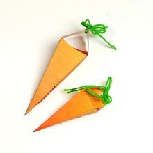 Easter Carrot Surprise Box craft for kids