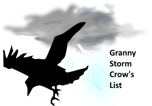 Granny Storm Crow's July 2017 Medical Marijuana Research List – Beyond Chronic