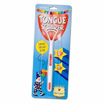 Happy Birthday Tongue Scraper by Accoutrements