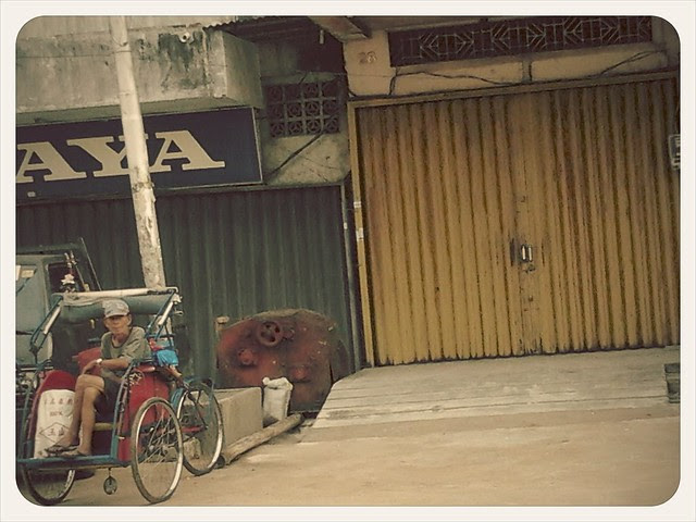 Becak #pontianak