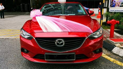 RedOrca Malaysia Wedding and Event Car Rental: Wedding car