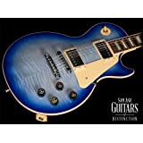 Gibson 2014 Les Paul Peace Electric Guitar (Tranquility Blue Burst, SN:140009414)