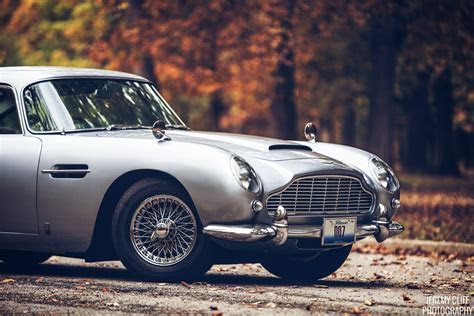 Aston Martin DB5   Jeremy Cliff