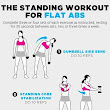 4 Standing Moves for a Super-Flat Stomach | Sen...