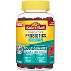 Nature Made Digestive Probiotics, + Energy B12, Adult Gummies, Raspberry & Cherry - 50 gummies