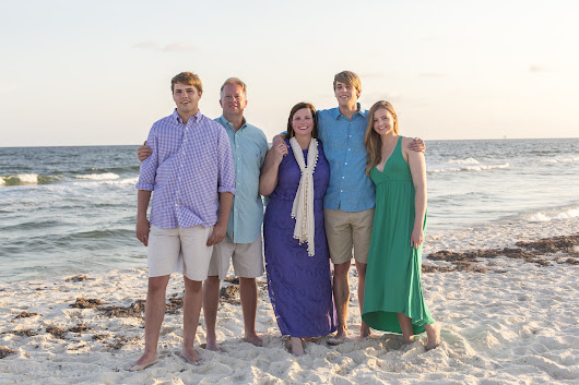 Family Vacation | Gulf Shores Family Photographer
