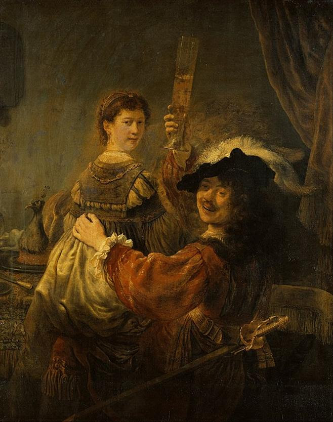 https://upload.wikimedia.org/wikipedia/commons/thumb/a/ae/Rembrandt_-_Rembrandt_and_Saskia_in_the_Scene_of_the_Prodigal_Son_-_Google_Art_Project.jpg/606px-Rembrandt_-_Rembrandt_and_Saskia_in_the_Scene_of_the_Prodigal_Son_-_Google_Art_Project.jpg