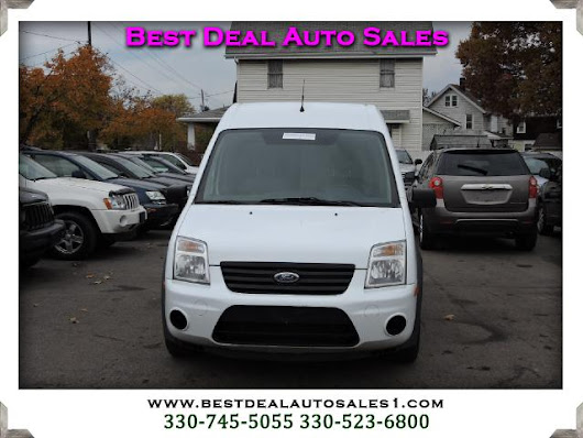Used 2011 Ford Transit Connect for Sale in Akron OH 44314 Best Deals Auto Sales