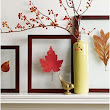 Fall wall decor ideas