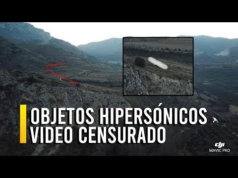 OBJETOS VOLADORES no IDENTIFICADOS - La INVESTIGACIÓN PROHIBIDA