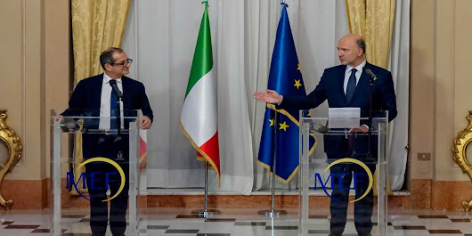 Give Italy's Government a Chance | by Bill Emmott
