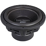 """BAMF Series Subwoofer (10"""", 3,200 Watts max, Dual 2ohm )"""