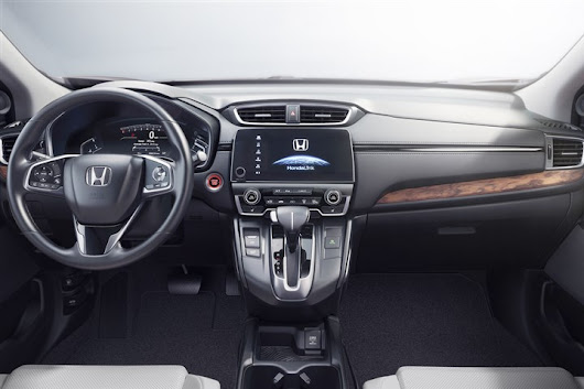 Driver's Seat: 2017 Honda CR-V is made for family, packing in horsepower