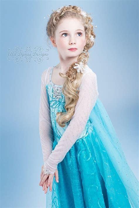 ORIGINAL Ella Dynae Custom Elsa Costume   Disney, Frozen