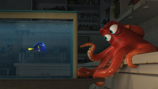 'Finding Dory': A Celebration of Disability, Differences, and Friendship - GeekDad
