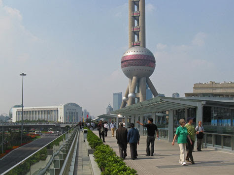 City Landmarks in Shanghai China - Top Sites to Visit