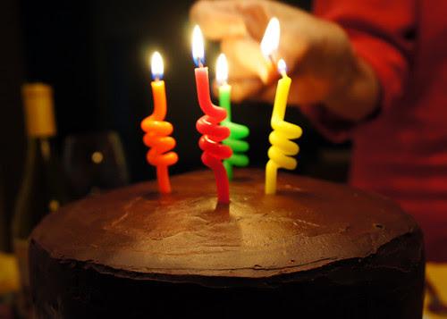 amazing birthday chocolate cake