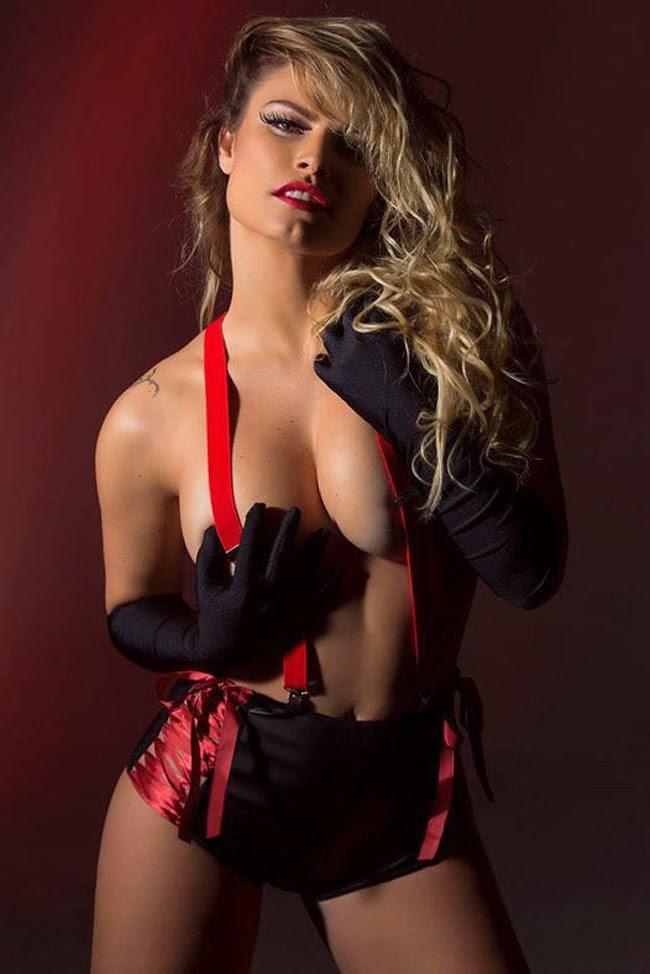 Natalia Casassola (Foto: Divulgação \ MF Models Assessoria)