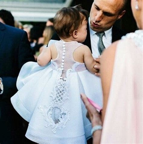 25  best ideas about Baptism dress baby on Pinterest