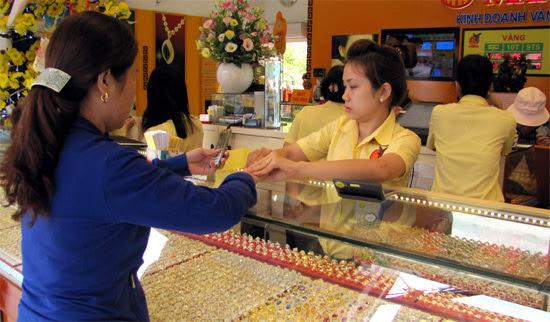vàng SJC, Ngân hàng Nhà nước, tăng giá, chênh lệch