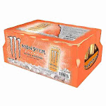 Monster Drink, Ultra Sunrise, Sugar Free(16 oz. cans, 24 ct)