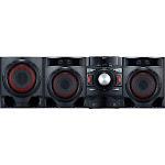 LG - XBOOM 700W Main Unit and Speaker System Combo Set - Black