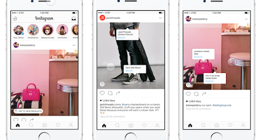 Instagram Makes it Easier for Users to Shop & Buy - Search Engine Journal