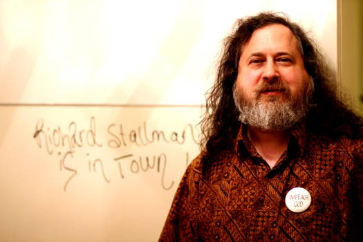Bryan Lunduke Interviews Richard Stallman | FOSS Force