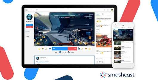 Smashcast CEO Details New Brand And ESports Livestreaming Strategy