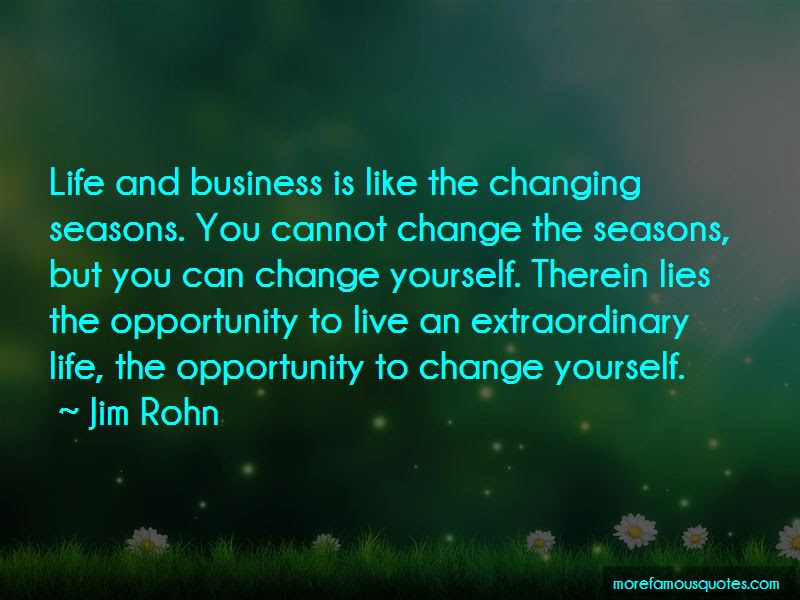 Quotes About Changing Seasons Top 41 Changing Seasons Quotes From