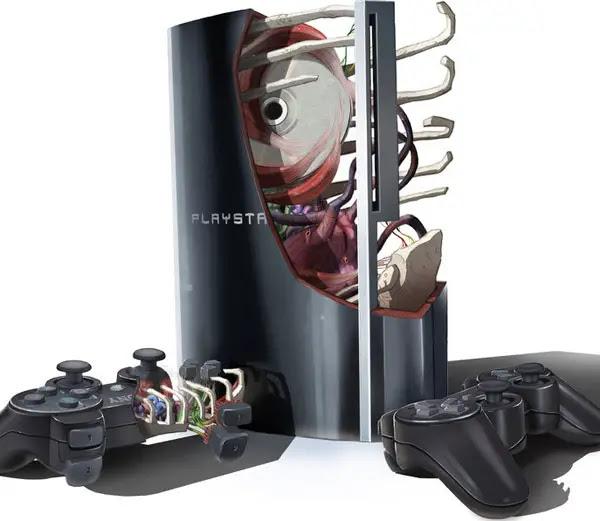 PS3 Anatomies