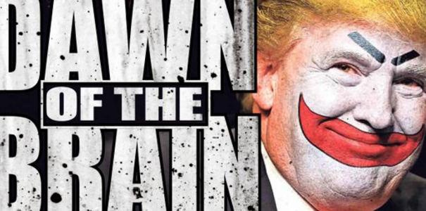 The New York Daily News responded to Donald Trump's win in New Hampshire.