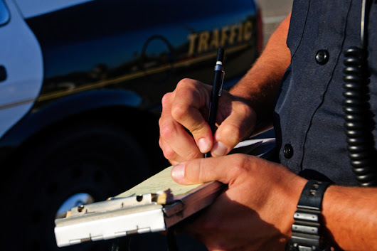 The Real Cost of a Traffic Ticket - US News