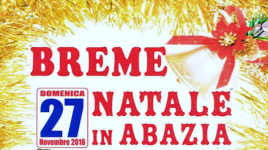BREME E... | Natale in Abazia |Christmas at Abbey