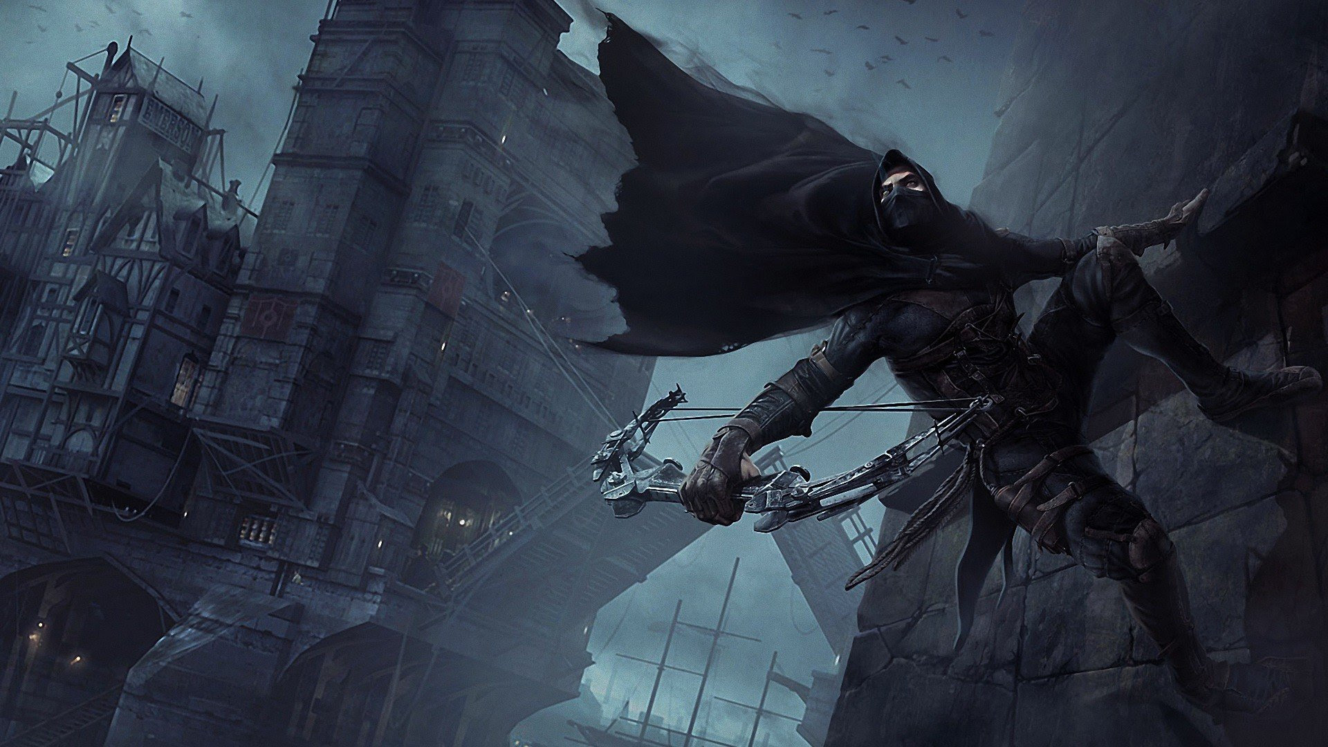A new Thief game is reportedly in production screenshot