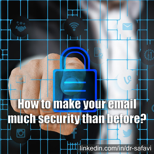 How to make your email much security than before? | HubPages