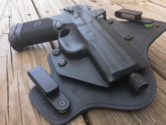 Alien Gear's Cloak Tuck 3.0 IWB Holster - My Gun Culture