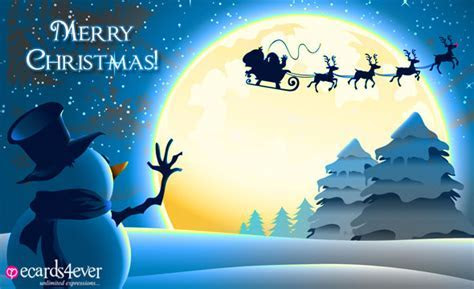 Compose Card   Send free Christmas Greetings to your