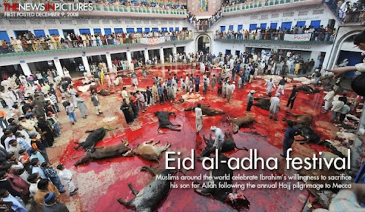 In an Islamic show of power, 50,000+ Muslims will occupy the Minnesota Vikings US Bank Stadium to celebrate EID al-Adha, the Islamic festival of barbaric animal sacrifice