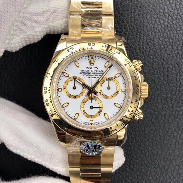 Replica Rolex Daytona 116508 White Dial