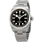 Tudor Black Bay Automatic Black Dial Ladies Watch M79580-0001