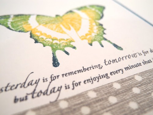 Yesterday if for remembering