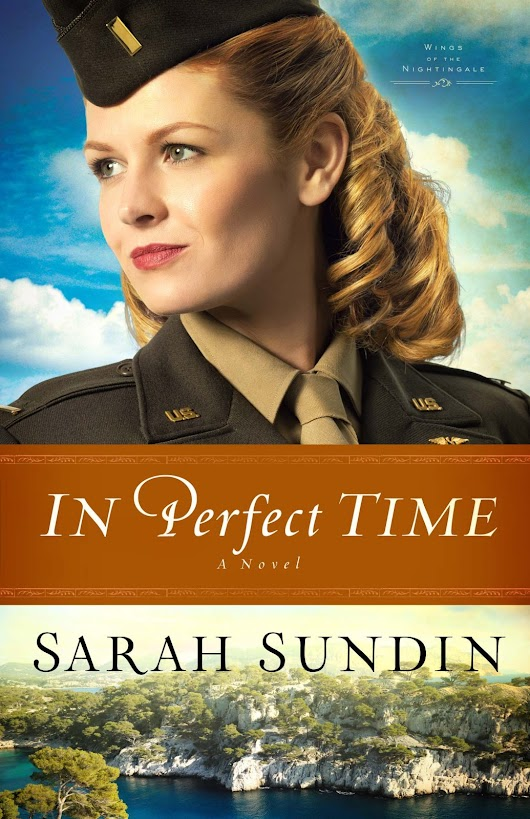 In Perfect Time by Sarah Sundin - Rachelle Rea
