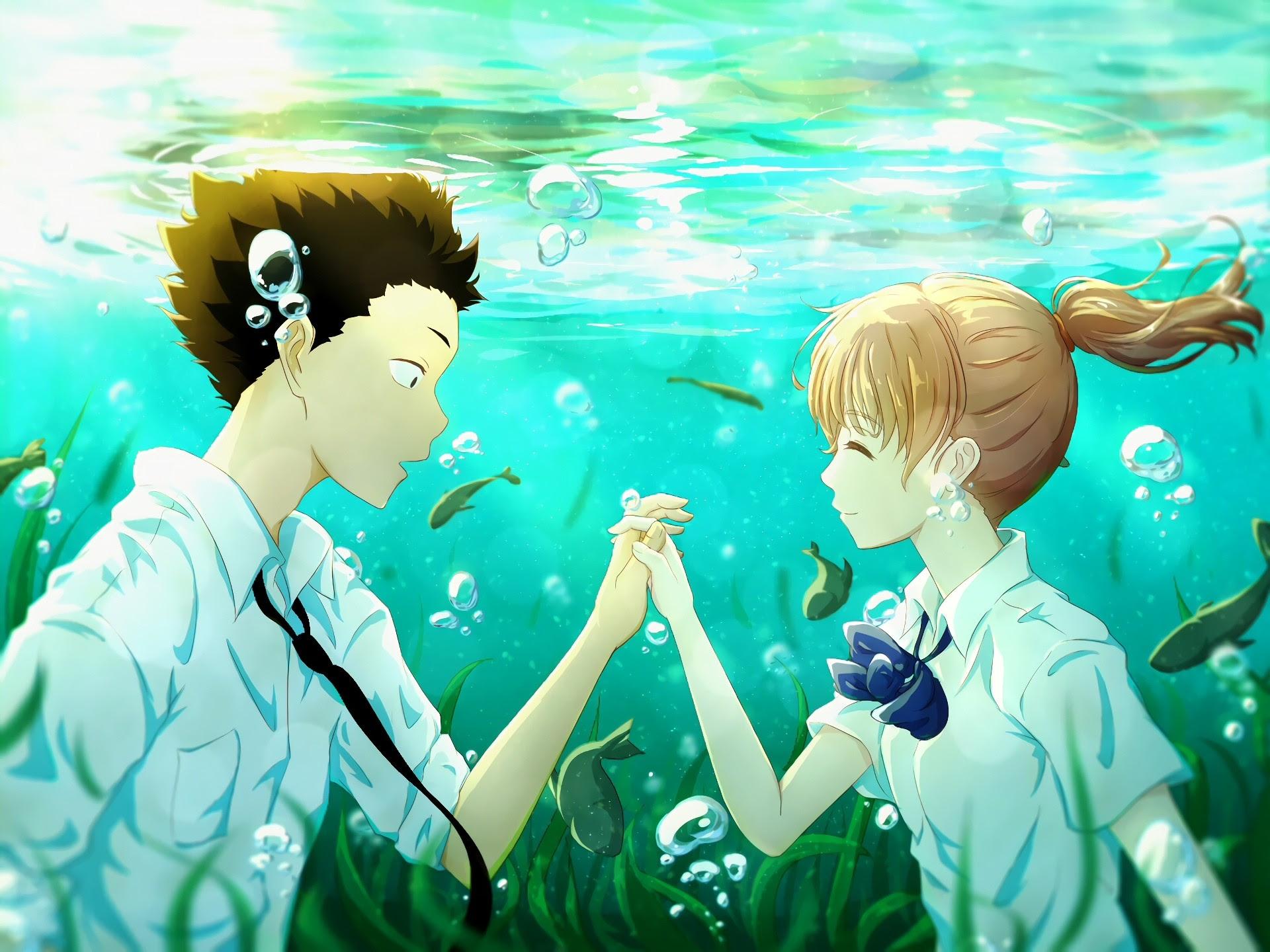 Anime Fun Wallpaper Anime Kyoukai No Kanata